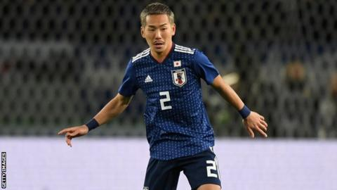 Leeds agree deal for midfielder Ideguchi