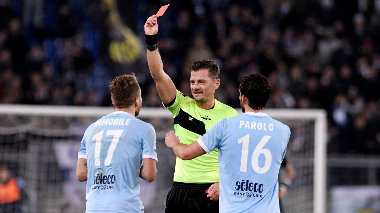 Lazio players, coaches claim scandal after controversial loss to Torino