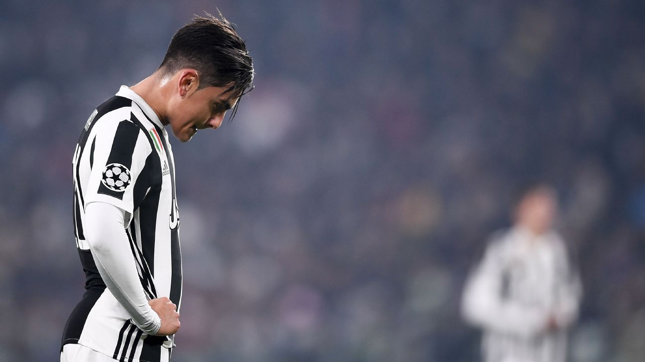 Paulo Dybala told to sort out private life by Nedved to improve Juve form