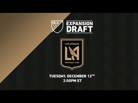 MLS Expansion Draft | LIVE