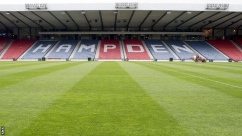 Hampden Park: Mixed views on national stadium within Scottish football