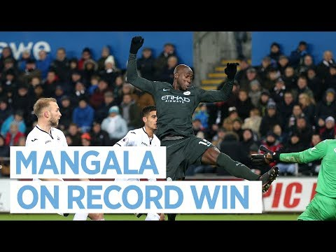 IT KEEPS GETTING BETTER! | MANGALA POST MATCH | City 4 - 0 Swansea City | Premier League 2017-18