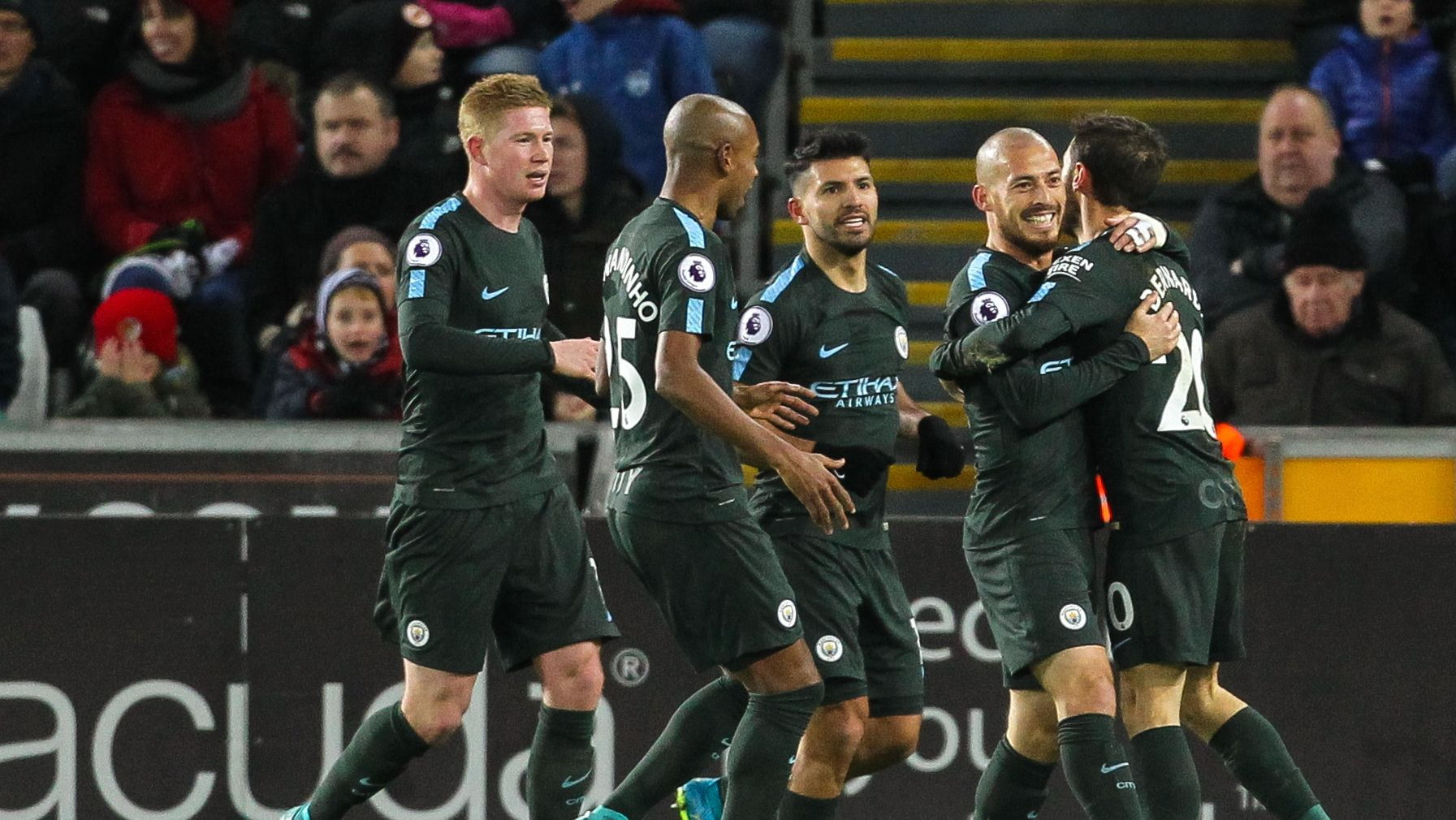 David Silva hails special Man City win on heels of 'difficult' derby