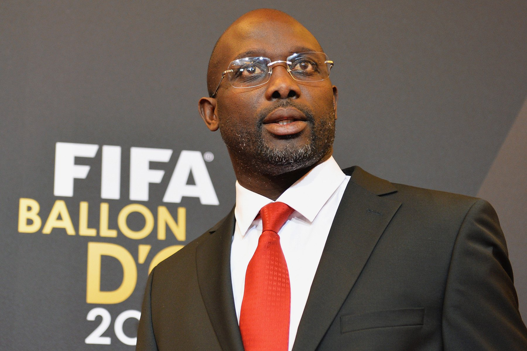 Ex-Super Eagles coach Adegboye Onigbinde tips George Weah to succeed in Liberia