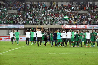 Nigeria loses unbeaten 2018 World Cup qualifying record, Super Eagles docked points