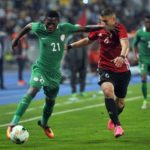 Faleye fires Super Eagles pass Sturbbon Libya