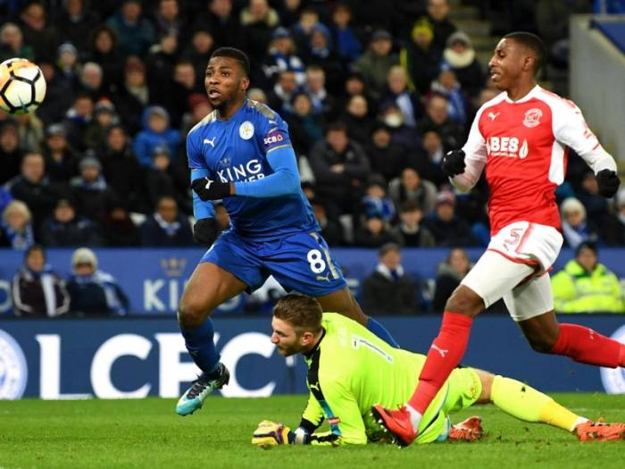 Kelechi Iheanacho's goal shows VAR can work – Jamie Vardy