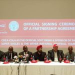 NFF signs $4m five-year sponsorship deal with Coca-Cola