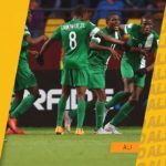 CHAN: Ali assists and Scores As Super Eagles Cruise into quarter final