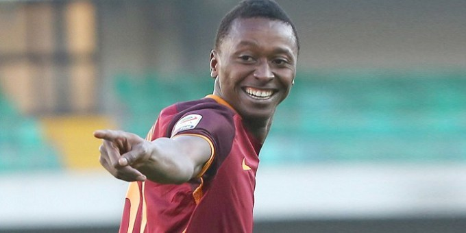 On Loan Roma Forward Sadiq Umar – I Could Go To The World Cup With Nigeria