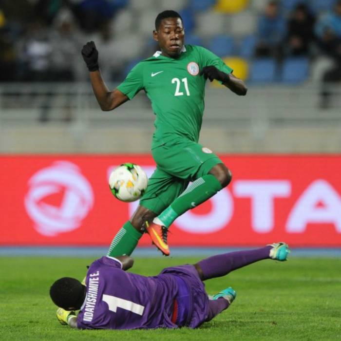 CHAN Eagles Ace Sunday Faleye Proposed Move To Austria Wien Gathers Pace