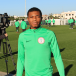 Rohr Hints Eagles Call Up For CHAN Eagles Left Back Ikouwem Udoh