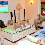 Atiku Watches Home-Based Super Eagles Lose To Morocco