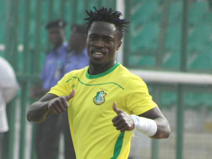 NPFL Preview: Kano Pillars' Junior Lokosa vows to shoot down Enyimba
