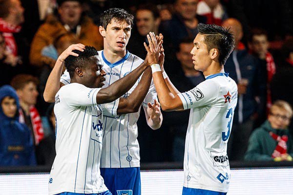 Gent Moses Simon Explains Miraculous Recovery From Injury, Fit For Super Eagles Friendlies
