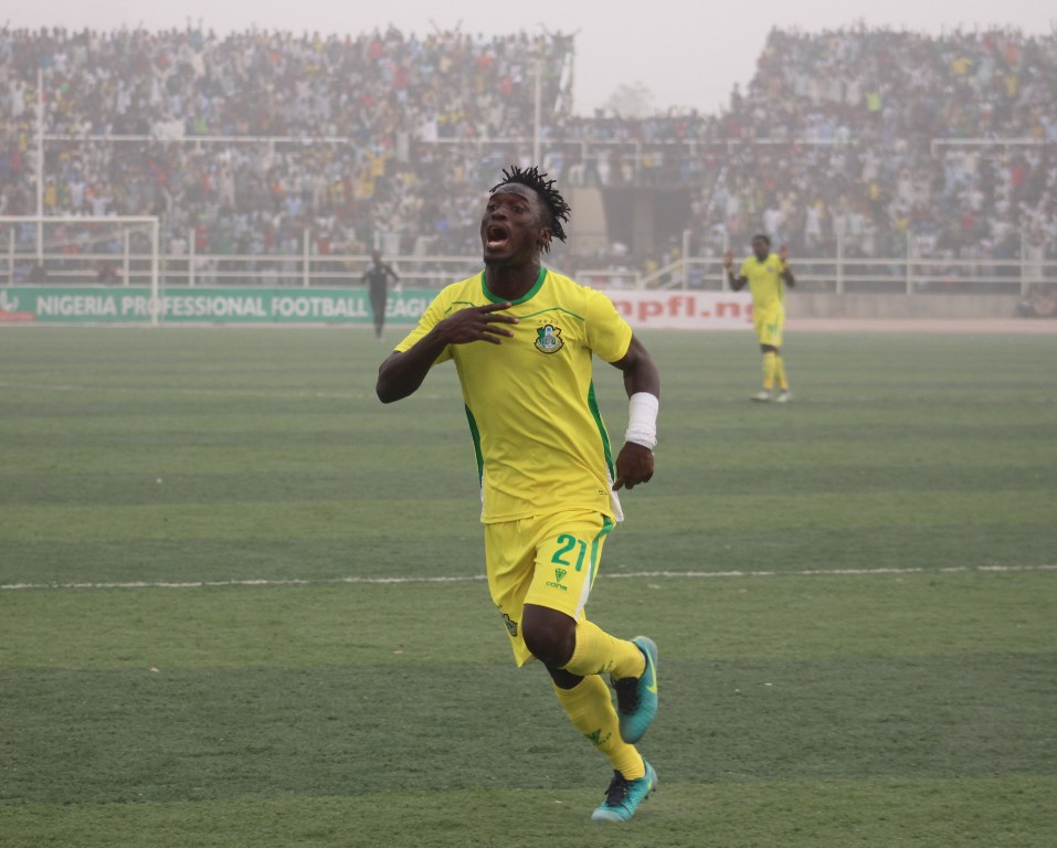 NPFL Review: Lokosa's Strike Only Earns Kano Pillars 1-1 Draw With Enyimba