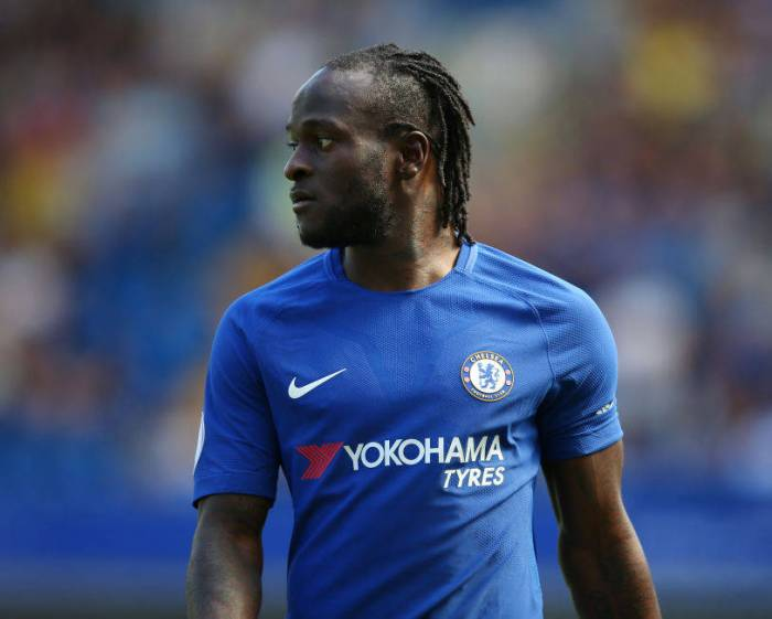 NFF award an honour for me, my family- Victor Moses