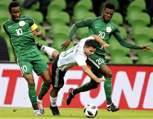 Nigeria Stay 52nd, Poland Rise; Serbia, Argentina Maintain Postions in the latest FIFA Rankings