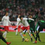 NFF Boss Pinnick Backs Super Eagles To Improve After Poland Win As Team Land In London