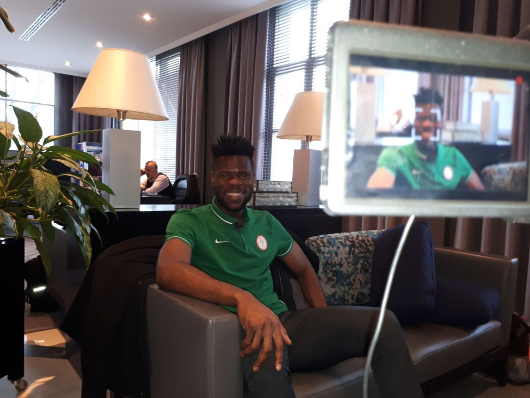 Poland Vs Nigeria – Uzoho Starts Ahead Of Ezenwa, Brian Idowu Wins Battle For Left Back Spot