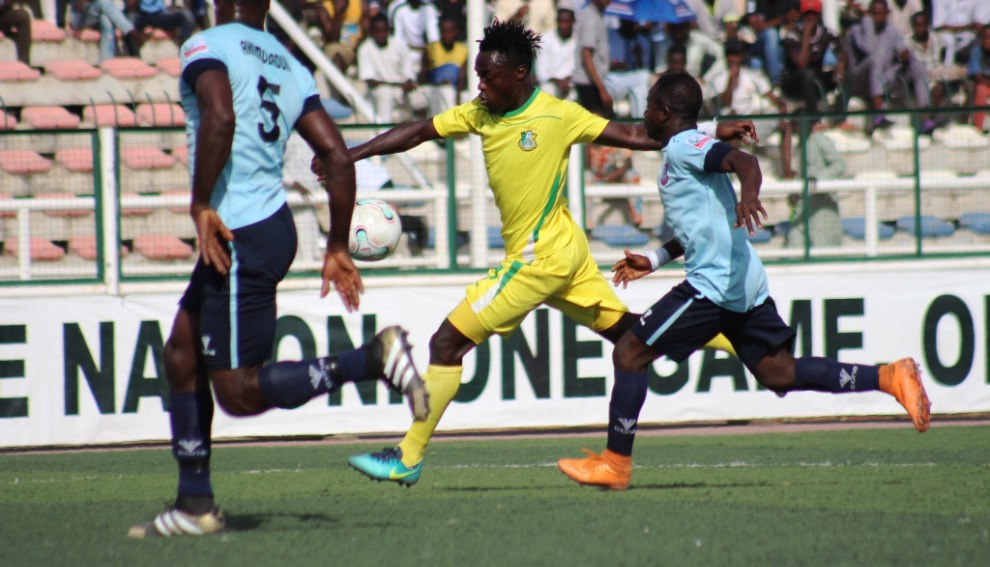NPFL Review: Lokosa Scores 11th Goal As Pillars, Tornadoes Draw In Kano