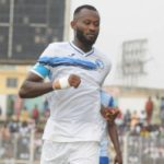 Enyimba striker Mfon Udoh not worried about NPFL record