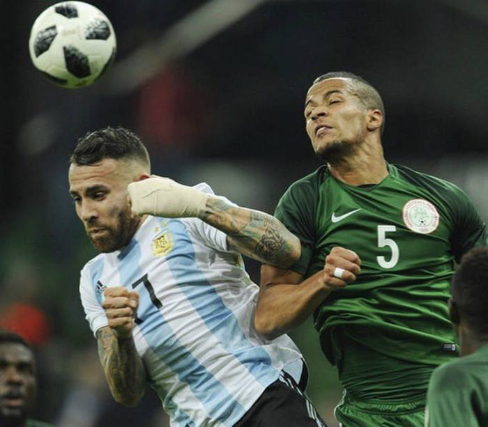 William Troost-Ekong captains Super Eagles against Poland