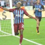 Onazi Feared Injured In Trabzonspor Win; Iheanacho, Osimhen, Awaziem Benched