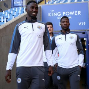 Ndidi, Kelechi Iheanacho nominated in Leicester City award