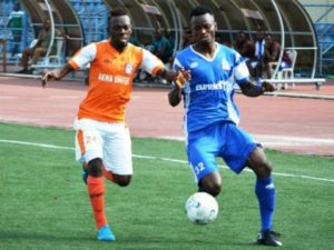 NPFL Review: Rivers United beat Akwa United 2-0 in Port Harcourt