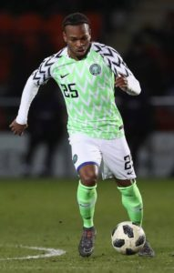 Torino midfielder Joel Obi eyes World Cup place with Nigeria