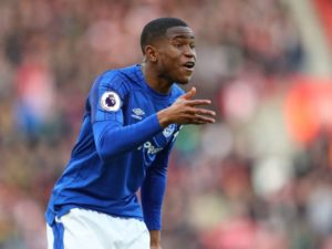 Everton refuse to rule out Ademola Lookman sale