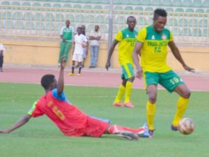 NNL goal king Michael Ohanu joins El Kanemi Warriors