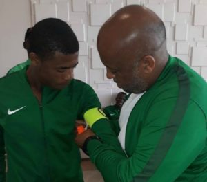 Flying Eagles Captain, Udoh: We Won't Underrate Guinea Bissau