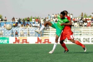 NPFLReview: Leaders Lobi Edge Pillars As Enyimba Extend Unbeaten Run; Rangers Hold FCIU
