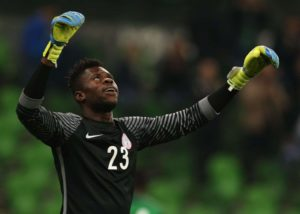 Rohr Tips Uzoho For Super Eagles Number One Spot