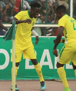 NPFL Review : Lokosa Happy To End Goal Drought, Insists Pillars On Course For The Title