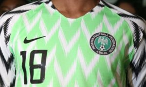 Nike Rubbishes NFF's Claim Over Eagles Jerseys