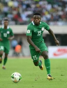 Super Eagles Star Moses Simon Explains Why Eagles Are Better Than Their Latest Ranking By FIFA