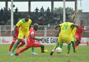 NPFL Mid-week Review: Pillars Pip Akwa United, Go Second; Plateau Can't Beat Wikki