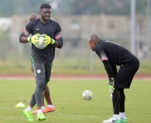 NFF: Alloy Agu in South Africa to train Daniel Akpeyi for World Cup