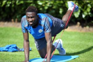 Ndidi Hints His Recovery From Injury On Course