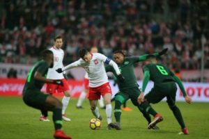Super Eagles' $2.8m World Cup Qualification Bonus Ready :Pinnick