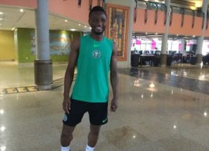 "Mikel ""Happy"" To Join Super Eagles Camp In Uyo"