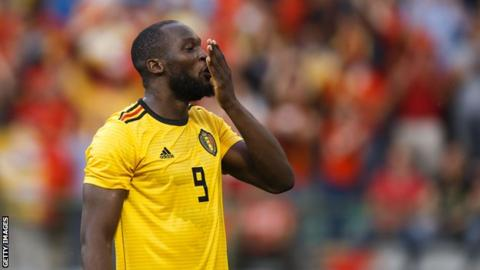 World Cup 2018: Romelu Lukaku says some Belgians 'want to see me fail'