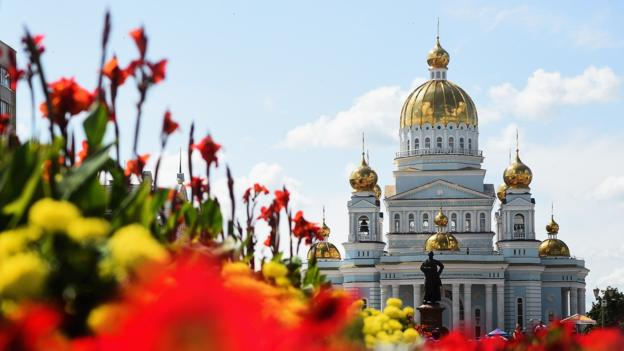 World Cup 2018: Is Saransk the most unusual host city in Russia?