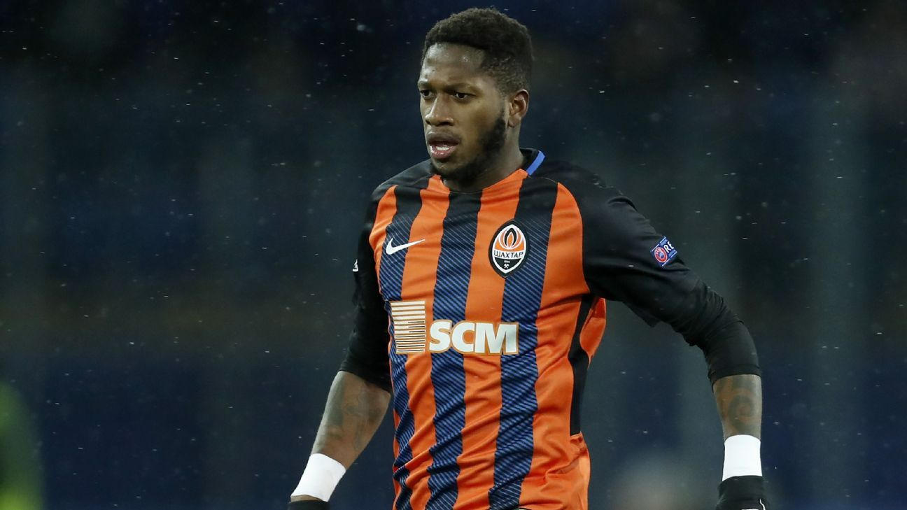 Manchester United complete Fred signing from Shakhtar Donetsk