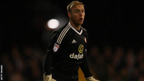 Jason Steele: Sunderland goalkeeper joins Brighton on three-year deal