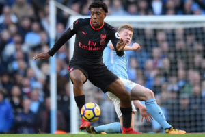 Iwobi's Arsenal Host Man City, Man Utd Welcome Ndidi's Leicester On 2018/2019 EPL Opening Day