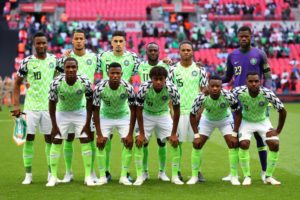 Simy: Don't Judge Eagles By Friendlies' Results; I'll Seize My World Cup Opportunity